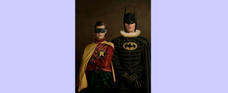 Historische superhelden