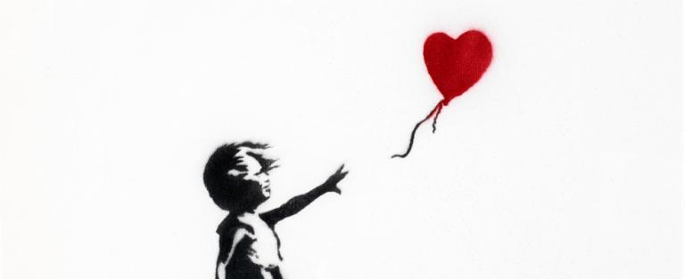 Zoveel Banksy zag je nog nooit bij elkaar