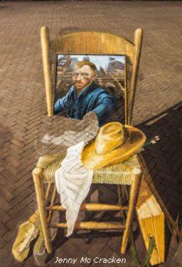 World Street Painting Festival Jenny Mc Cracken