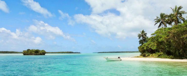 Op een onbewoond eiland…
