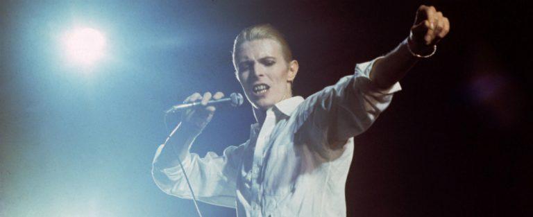Terug in de tijd met David Bowie