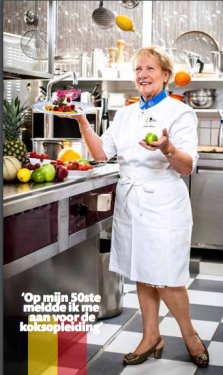 Vlaamse chefs Anny Smets