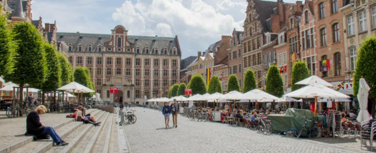 Leuven! The place to be(er)
