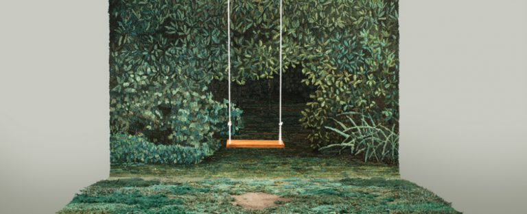Een bos in je woonkamer