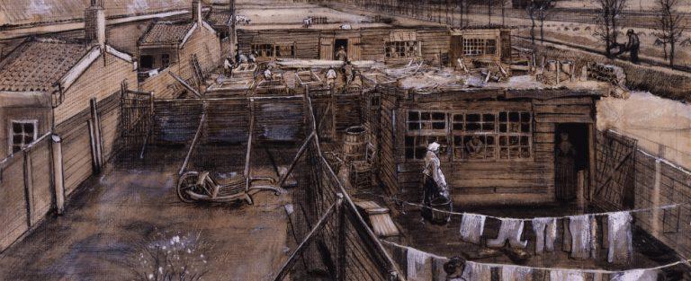 Vincent van Gogh als museumgids