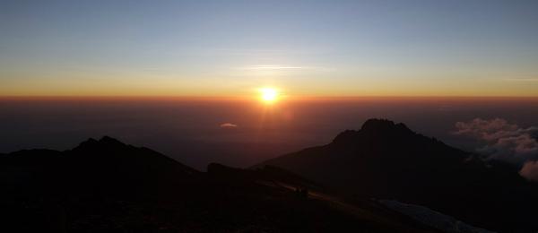 Wereldreiziger Marco van der Kreeke Kilimanjaro