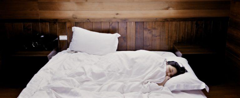 De beste slaaphouding