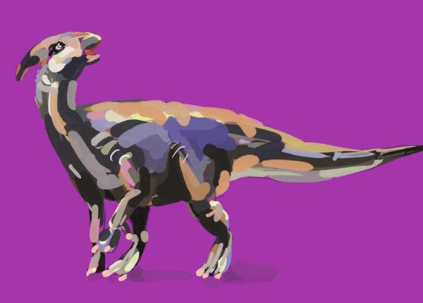 tekeningen dieren dinosaurus