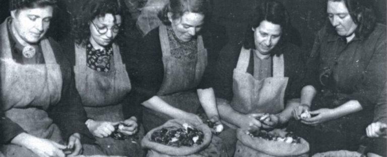 De oorlogsjaren door een culinaire bril
