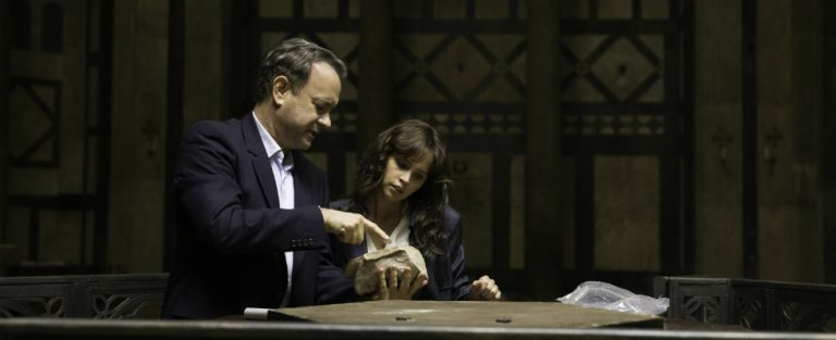 Tom Hanks ontcijfert mysterieuze codes