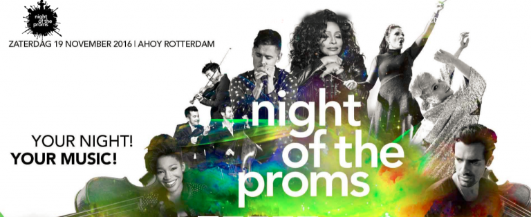 Win kaarten voor Night of the Proms