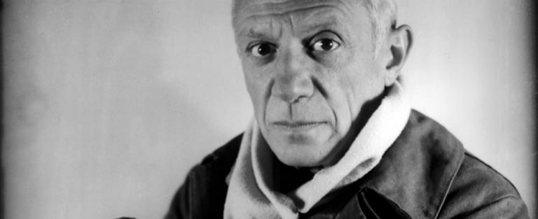 De andere kant van Pablo Picasso