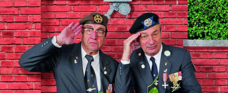 Veteranen op de planken