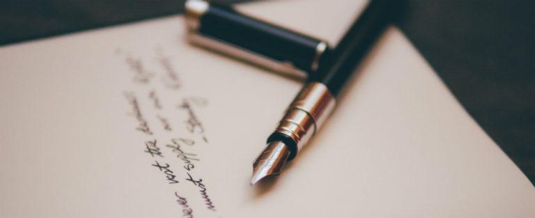 Iedereen kan schrijven?