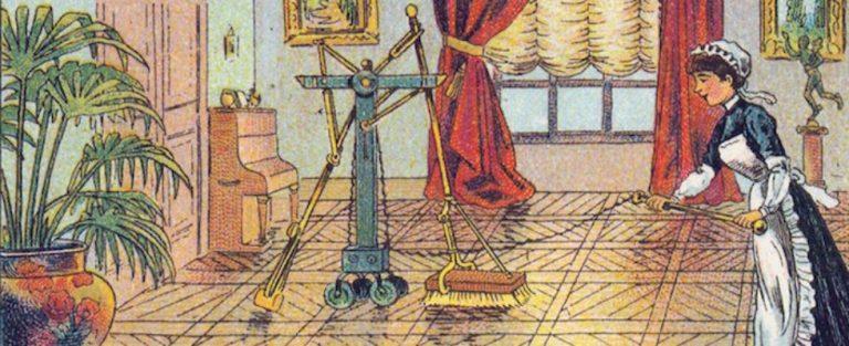 19e-eeuwse ansichtkaarten voorspellen 2000