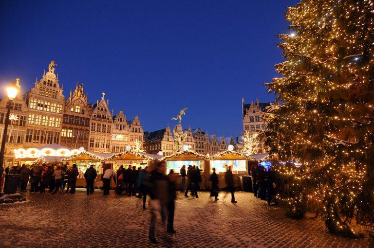 Sfeervol Brussel en Antwerpen
