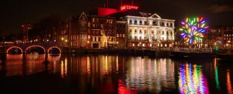 Feestelijk lustrum Amsterdam Light Festival
