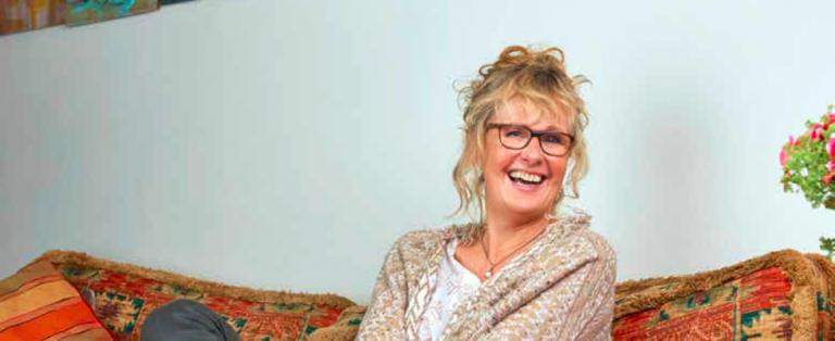 Waar ik vandaan kom: Carline Brouwer
