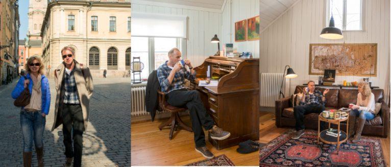 Op bezoek in het schrijfhuis van Håkan Nesser