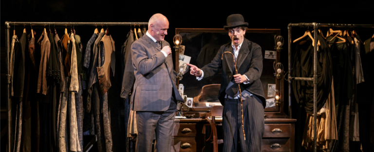 Broadwayhit Chaplin naar Nederland