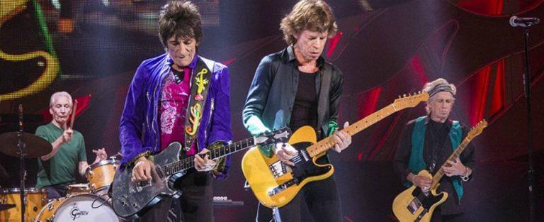 Hij is er, de nieuwste Rolling Stones!