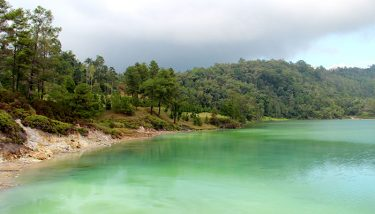 Lake Linow, Tomohon