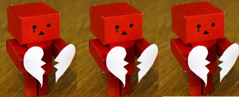 Eerste hulp bij liefdesverdriet