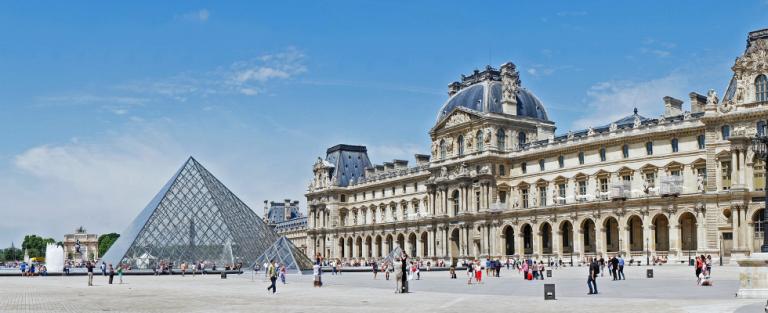 Nederland vertegenwoordigd in het Louvre