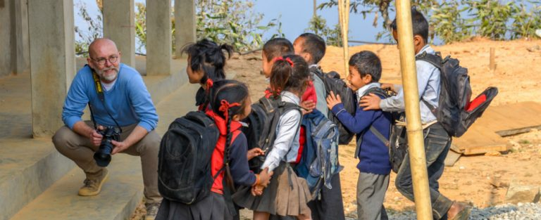 Prachtige reportage vanuit Nepal