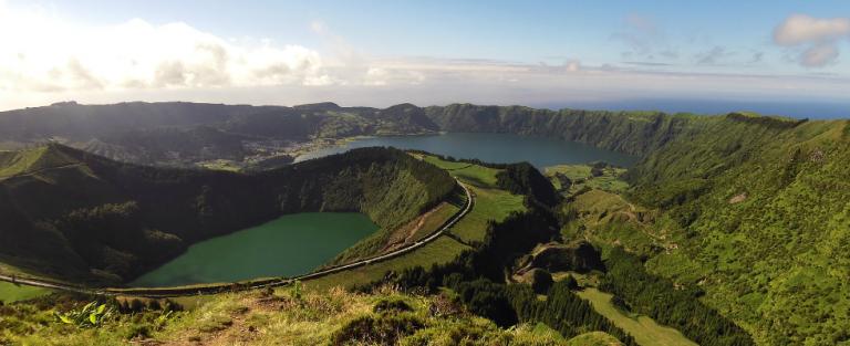 Achtdaagse reis naar de Azoren