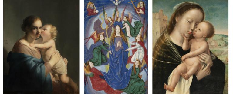 Zin geeft kaarten weg voor de tentoonstelling 'Maria'