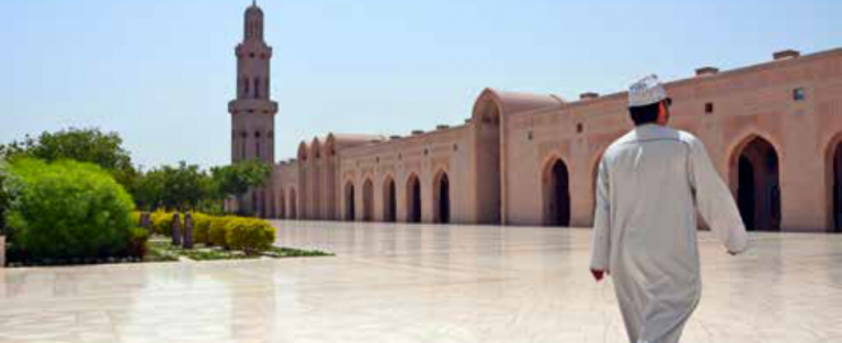 Sprookjesachtig Oman