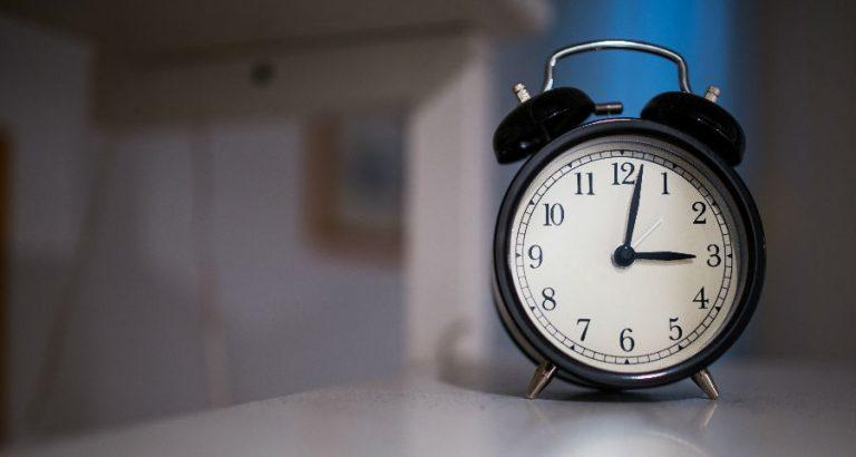 Stap uit de waas met behulp van Wake Up!
