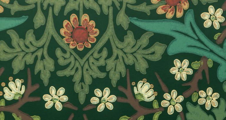 Kleurrijke bloempatronen