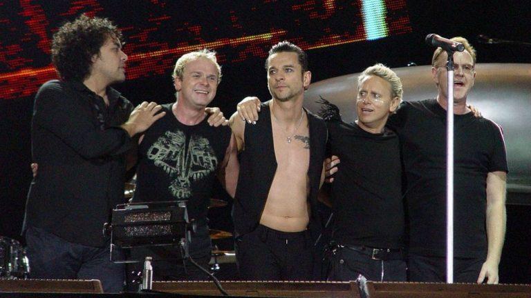 Het nieuwe album van Depeche Mode