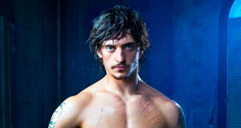 Dancer, prachtige docu over balletster Sergei Polunin