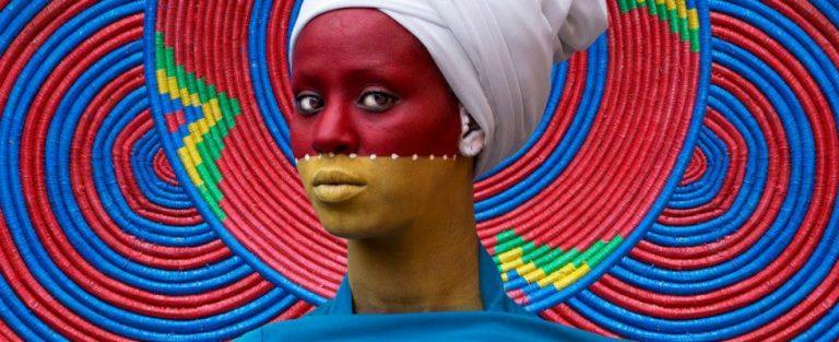 Ethiopische body art