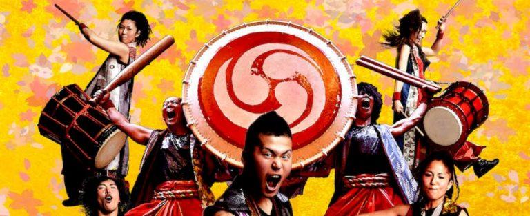 De drummers van Japan