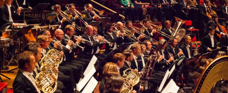 Radu Lupu bij het Koninklijk Concertgebouworkest