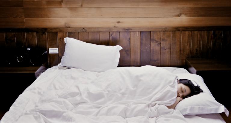 Slaap tegen info-overload