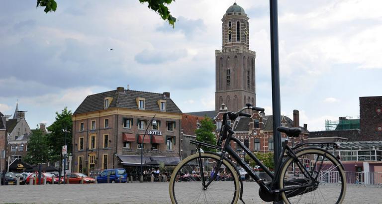 Genieten van Hanzestad Zwolle