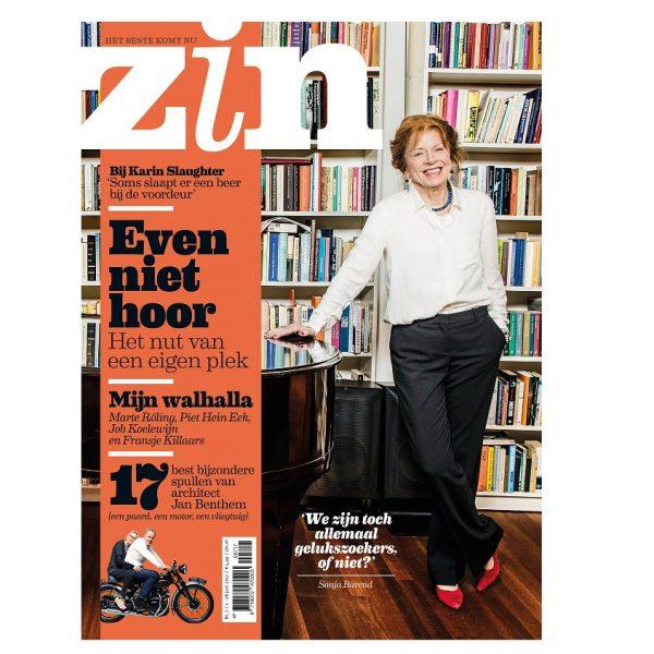 Zin cadeau-abonnement – 3x Zin voor €13