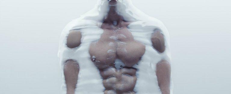 Het menselijk lichaam verfraaid