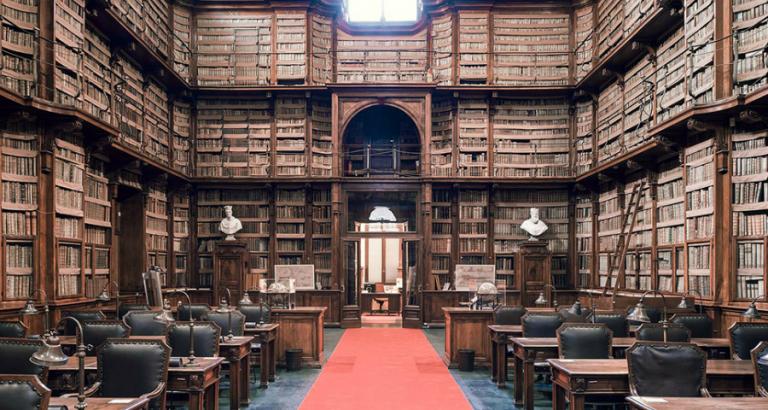 De mooiste bibliotheken in Europa