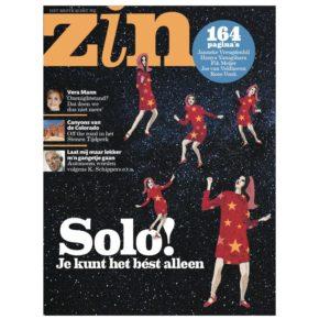 Zin editie 1 – januari 2017