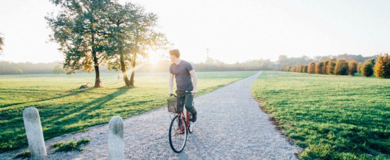 Zoef jij ook over het fietspad?