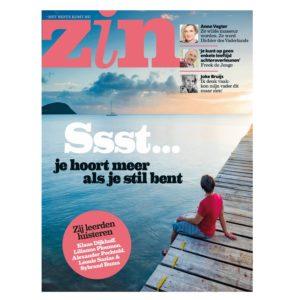 Zin editie 4 – maart 2017