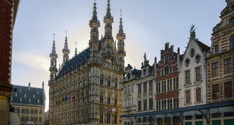 Levendig Leuven