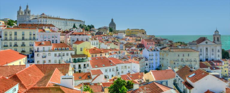 Lissabon | Zout & zoet