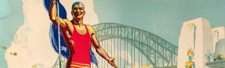 Een kunstzinnige blik op het Australië van de jaren '30